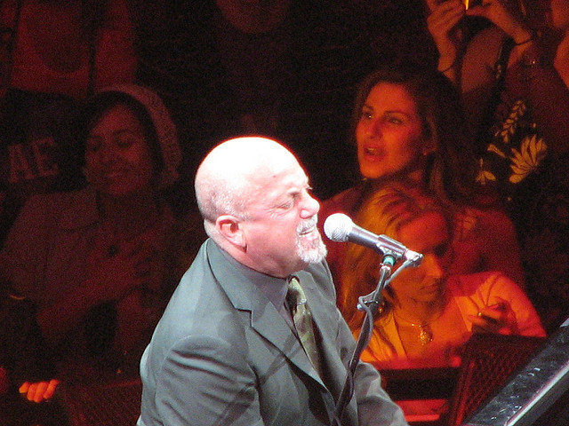 What Billy Joel Can Teach You About Liberating Your Wild Writing Voice