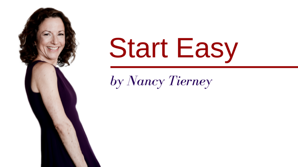 Start Easy: How to Stop Stalling and Start Writing