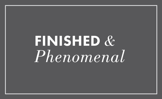 finished-phenominal